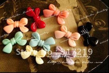 2012Hot Selling~!! 24mm resin pendants lovely Europe Flat back resin flower,resin cabochon,vintage plastic 100pcs