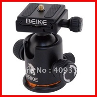 BEIKE BK-03A Professional Camera Tripod Ballhead With Quick Release Plate Ball Head