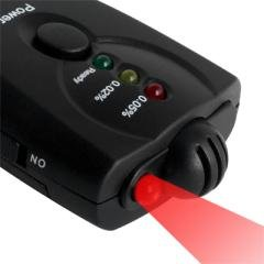 LED Alcohol Breathalyzer Breathalizer Breath Tester