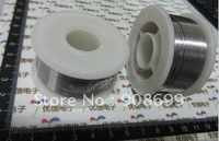 Small roll, High quality  welding wire, solder wire line, 0.8MM diameter, :63% purity