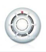 Smoke Detector, ceiling,Ion type smoke detector,LED indicates working status and alarm status,Anti-interference,free shipping