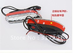 Free shipping HOT!!toyota corolla Daytime running light with directional indicator(China (Mainland))