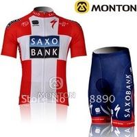 Мужская одежда для велоспорта SAXO BANK 2011 SAXO A011