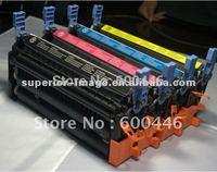 Compatible C9720A C9721A C9722A C9723A toner cartridge for HP 4600/C9720-9723A color toner cartridge by DHL