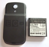 free shipping 3500mAh For Samsung Galaxy S Epic 4G D700 Sprint Extended Battery + Door Cover