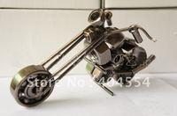 5pcs New Arrival Pure Manual Making Steel Motorcycle Model Motor Bike Best Gift M23C