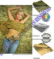 Shemaugh,Turban,headscarf,scarves,US Army Arab SAS Shemagh,Yashmagh,Arafat, BlackHawk Tacti