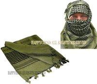100% HandMade Shemaugh,Turban,headscarf,US Army Arab SAS Shemagh,Yashmagh,Arafat, BlackHawk Tacti