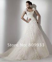 2012 new boutique fashion popular high-end bride lace package shoulder tailing wedding floral arrangements