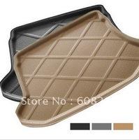 Wholesale Kia K2 rear mats K5 dedicated trunk mat 3D stereo rear mats waterproof dirt