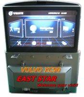 Free shipping Volvo XC90 Multimedia CAR  DVD System Built-in GPS Bluetooth CD MP3/4 Radio Tuner  TV ipod rds ES-1701