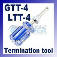 """Pro LTT-4 GTT-4 GTT4 Gilbert CATV Cable Locking Terminator Tool 4"""" 348"""