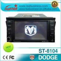 Dodge Nitro Car Radio player with GPS Navigation dvd player