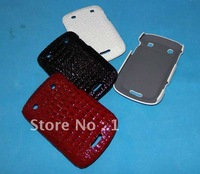 Croco style Leather Case for BlackBerry Bold Touch 9930 9900