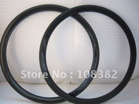 full carbon fiber/carbon cycle bike rims 38mm clincher 700C in stock