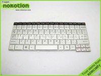 Free shipping Laptop Keyboard for LENOVO U150 Silver Us Aell2u00020 Hmb3323tlb01