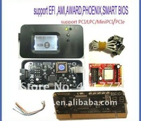 Free shipping Computer/Laptop  PC Motherboard POST Diagnostic LCD Test Card for PCI-E+Mini PCI+LPC Bus Laptop Analyzer