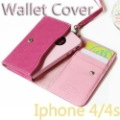 Cute Shield Smart Phone Leather Pocket Case Wallet Cover Card Holder For 4