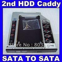 2nd SATA Hard Drive HDD Caddy Bay For Dell Inspiron N5010 N7010 N5110