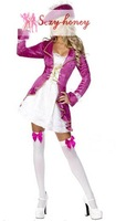 Free Shipping Sexy Costumes,Party Dress, Club Wear,Sexy Pirate-SH-10945