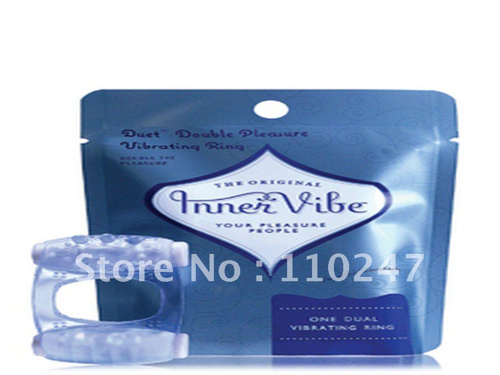 Inner Vibe Monovibe male time-lapse ring sex product Penis Rings Delay