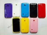300pcs/lot  Good quality promotion TPU Skin Cover gel case for Huawei C860