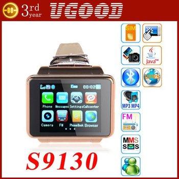 Best Selling Bluetooth Watch Cellphone S9130 Unlocked