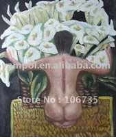 Nude art oil painting modern
