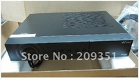 2pcs/Lot  VU+ solo HD DVB-S2 digital satellite receiver Linux Operating System free shipping