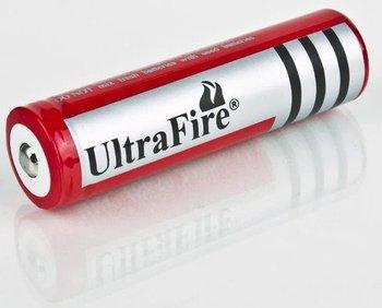4pcs/lot UltraFire 18650 3.7V Rechargeable Batteries 3000mAh Li-ion Battery+free shipping