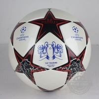 free shipping size5 official soccer ball & football n2