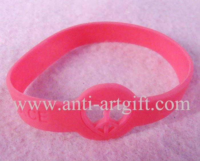 Free shipping,cancer silicone wristband,customized silicone bracelets,baseball game gift(China (Mainland))