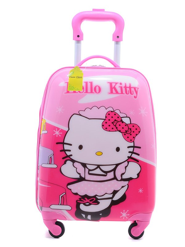 Kids Roller Bag - Blue Crossbody Bag
