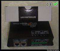 DMX LED Controller, Free shipping, 2pcs a lot, LED DMX512 for led strips, quality assured
