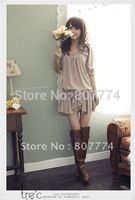 Женские блузки и Рубашки  D610-2-8133#