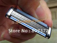 100 packs razor blades for men with packing box/ Shaving razor blades EU& US& RU (4pcs=1pack)