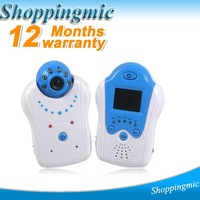 Freeshipping 2.4GHZ Wireless Camera Voice Control Baby Monitor, 1.5 Inch TFT LCD BRAND NEW 2.4GHz
