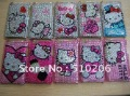 2012 new hot sale Rhinestone Case For Ipod Touch 4 Hello Kitty Bling Hard Cover case Wholesale 10pcs/lot Free Shipping