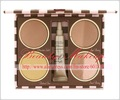 Wholesale New Arrival cosmetics Bronzing Collection With Deluxe Primed Spf20 Bronze Makeup Sets(30 pcs/lot) free shipping