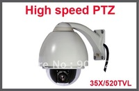 "35X 7""High Speed Dome  camera (PTZ)"