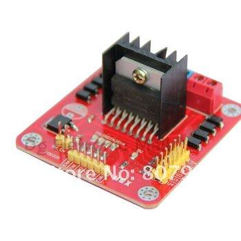 L298N Dual Bridge DC Stepper Controller Control Motor Driver Module Board,Wholesale