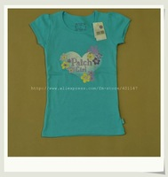Big Sales! Girl short-sleeve t-shirt, New with tags, Free Shipping, pumpkin patch