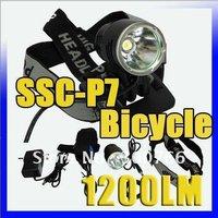 Фонарик 3W 250lm CREE Q5 3Mode SL-FL-004