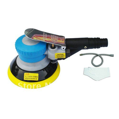 5 inch Central Vacuum Pneumatic Sander(China (Mainland))