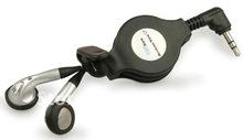 retractable earphone promotion