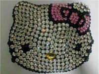 5Pcs/1lot  NEW Fshion Hello Kitty   Waist  Pocket Business schoolbag tote bag handbag Luggage shoulder bag  Evening bag Clutch