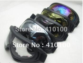 X014 UV Protection Super Sports Ski Snowboard Skate Goggles Glasses Outdoor  Motorcycle Off-Road Ski Goggle Glasses Eyewear Lens