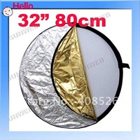 "32"" 5 IN 1 Collapsible Light Reflector free shopping 457"