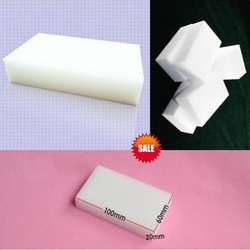 multi-functional sponge for Cleaning / Washing Magic Sponge Eraser Melamine Cleaner ,100x60x20mm(China (Mainland))
