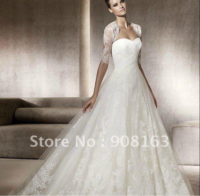 Gorgeous wedding dresses 2012 | Wedding theme blog